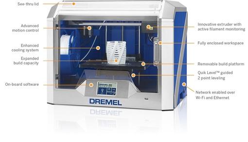 Photo of Dremel 3D40 3D Printer