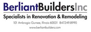 Berliant Builders Inc.