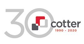 Cotter logo