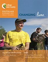 Southlake校园传单封面