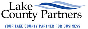 Lake County Partners [logo]
